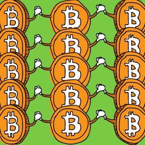 eine welt eine waehrung bitcoin