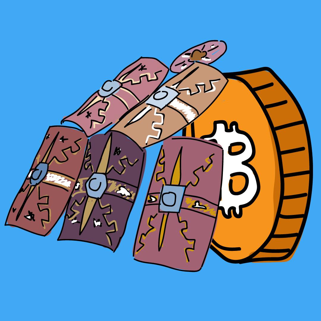 Einstieg getting started wasistbitcoin bitcoin btc double spending attacke sicher secure