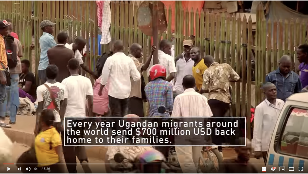 Bitcoin in Uganda - Empowering People
